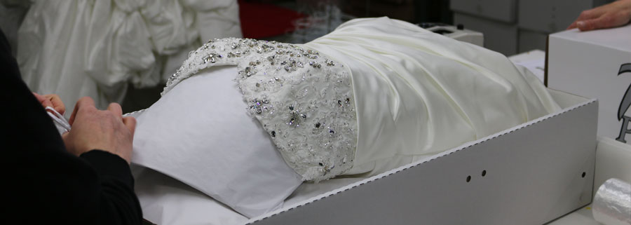 Gown Preservation | Bridal Gown Preservation | Wedding Gown Preservation